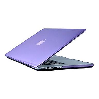 best verkopende slanke kristal transparante harde full body case voor de MacBook Pro 13,3 inch (verschillende kleuren)
