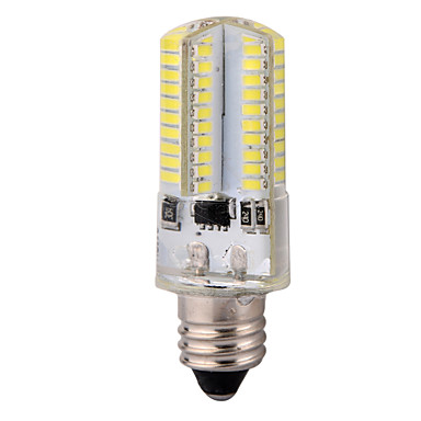 Lâmpadas Espiga T 80 leds SMD 3014 Regulável Branco Quente Branco Frio 600lm 2800-3200/6000-6500K AC 110-130V