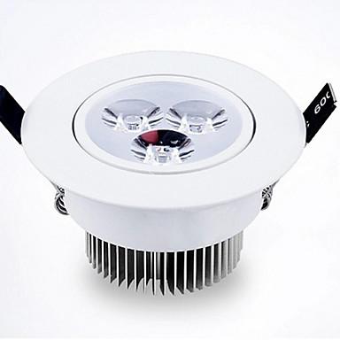 ZDM® 500-550 lm Χωνευτό Φως Χωνευτή εγκατάσταση leds LED Υψηλης Ισχύος Θερμό Λευκό Ψυχρό Λευκό AC 85-265V