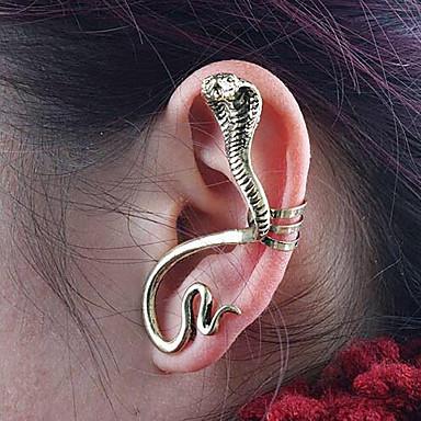 Γυναικεία Χειροπέδες Ear - Ασημί Μπρονζέ Σκουλαρίκια Για Πάρτι Καθημερινά Causal