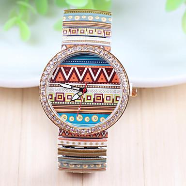 Xu™ Mulheres Relógio de Moda Quartzo Lega Banda Cores Múltiplas