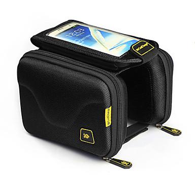 CoolChange Bolsa para Quadro de Bicicleta Bolsa Celular 5.7 polegada Vestível Sensível ao Toque Ciclismo para Iphone 8 Plus / 7 Plus / 6S