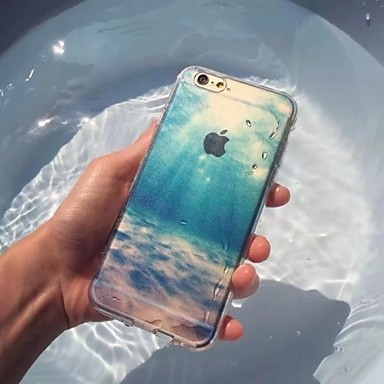 Cielo Fantasia X Custodia Morbido per 8 04447579 X 8 Per iPhone Paesaggi iPhone Plus retro Plus Per 8 Apple iPhone TPU iPhone disegno 6 iPhone iPhone OqHrOzw