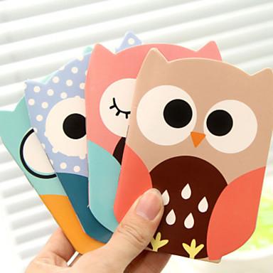 Schattig - Papier - Creative Notebooks