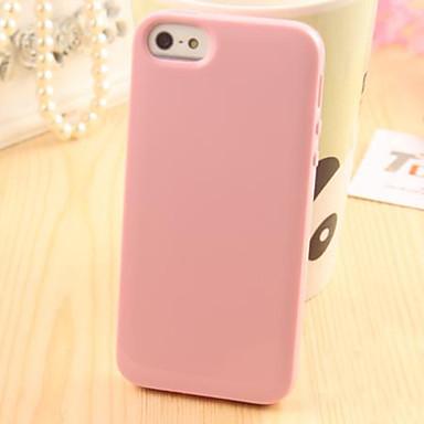 nieuwe candy kleur van hoge kwaliteit TPU materiaal telefoon Case voor iPhone 4 / 4s
