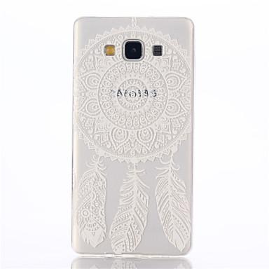 Για Samsung Galaxy Θήκη Διαφανής / Με σχέδια tok Πίσω Κάλυμμα tok Ονειροπαγίδα TPU Samsung A3