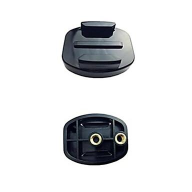 Accessoires Statief Bevestiging Hoge kwaliteit Voor Actiecamera Gopro 5 Gopro 4 Gopro 3+ Gopro 2 Sport DV Gopro 3/2/1 Muovi Metaal