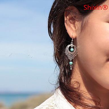 Γυναικεία Κουμπωτά Σκουλαρίκια Ευρωπαϊκό Κράμα Κοσμήματα Πάρτι Καθημερινά Causal