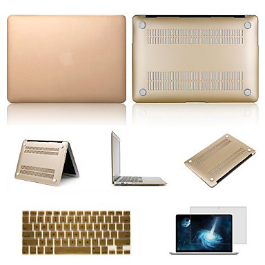 MacBook Θήκη για Συμπαγές Χρώμα Πλαστική ύλη MacBook Air 13 ιντσών