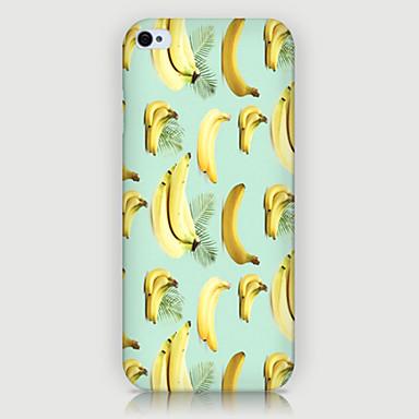Banana padrão telefone tampa da caixa traseira para iphone5c