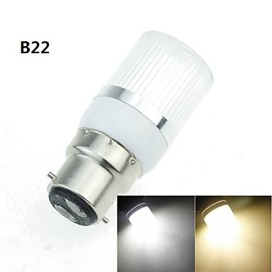SENCART 2.5W 3000-3500/6000-6500lm E14 / G9 / GU10 LED Λάμπες Καλαμπόκι T 15 LED χάντρες SMD 5630 Διακοσμητικό Θερμό Λευκό / Ψυχρό Λευκό