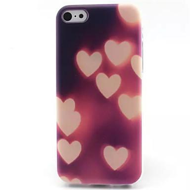 soulmate patroon TPU telefoon geval voor iPhone 5c