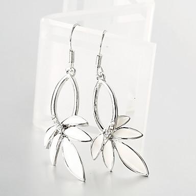 Dames Druppel oorbellen Kostuum juwelen Verzilverd Sieraden Voor Bruiloft Feest Dagelijks Causaal