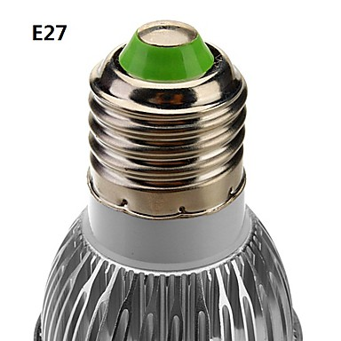 GU10 E26/E27 LED Σποτάκια MR16 6 SMD 5730 270 lm Θερμό Λευκό Φυσικό Λευκό 3500K κ AC 85-265 V