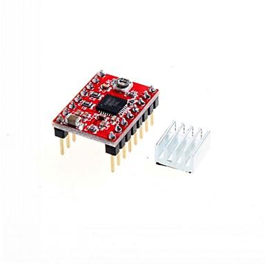 RepRap motorista passo do motor de passo para a4988 3d impressora