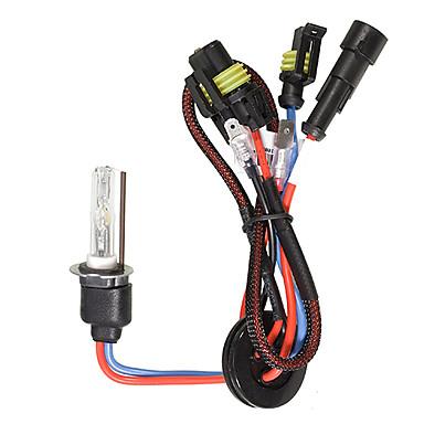 cheap Car Headlights-9003 / H10 / H13 SUV / ATV / Tractor Light Bulbs 35 W 2800 lm Headlamps For