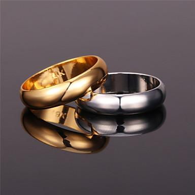Γυναικεία Δαχτυλίδι Χρυσό Ασημί Επιμεταλλωμένο με Πλατίνα Επιχρυσωμένο Κράμα Βίντατζ Χαριτωμένο Πάρτι Γραφείο Καθημερινό Μοντέρνα Πάρτι