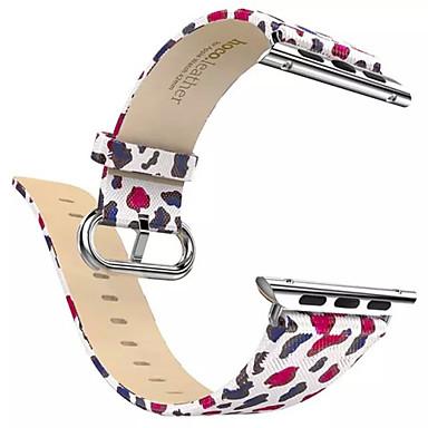 Banda de relogio para relógio de maçã 38mm 42mm pulseira de couro clássica pulseira de substituição