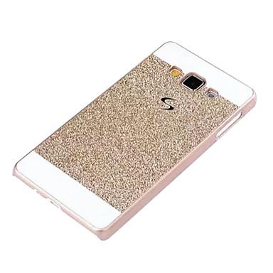 hoesje Voor Samsung Galaxy Samsung Galaxy hoesje Beplating Achterkant Glitterglans PC voor A3