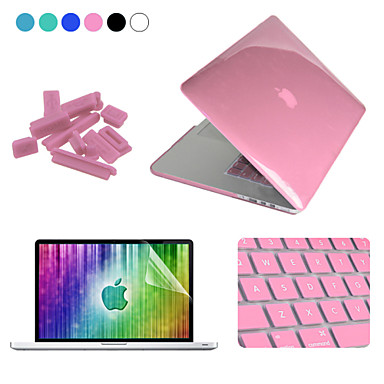 MacBook Case Solid Colored Plastic for MacBook Pro 13-inch with Retina display