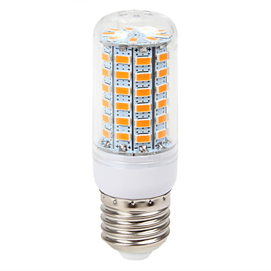 YWXLIGHT® 6W 500 lm E14 G9 E26/E27 LED Corn Lights T 69 leds SMD 5730 Warm White Cold White AC 110-130V AC 220-240V