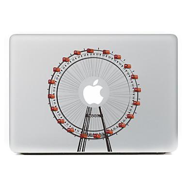 a roda gigante adesivo decorativo pele para o ar macbook / pro / Pro com tela retina
