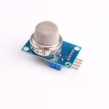 módulo de detecção de gás mq-5 gpl para arduino