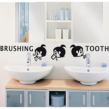 Badversiering Toilet / Bad / Douche / Geneeskunde Kasten Kunststof Multifunctioneel / Milieuvriendelijk / Cartoon / Geschenk