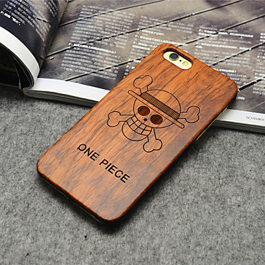 Para Capinha iPhone 6 Plus Case Tampa Capa Traseira Capinha Rígida Madeira para iPhone 6s Plus iPhone 6 Plus
