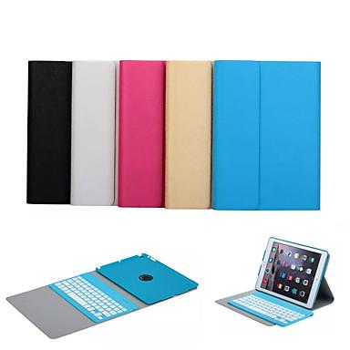 auto-waak / slaap bluetooth toetsenbord verwijderbare case voor Apple iPad lucht (assorti kleur)