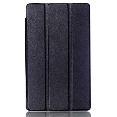 billige Tabletetuier-Etui Til Asus ZenPad 8.0 Z380M Fuldt etui Hårdt PU Læder for ASUS ZenPad 8.0 Z380M