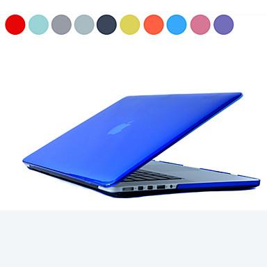 MacBook Hoes Effen Muovi voor MacBook Pro 13'' met Retina-scherm