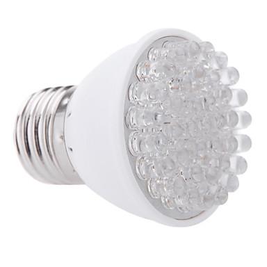 1W E26/E27 Luz de LED para Estufas 38 LED de Alta Potência 100-200 lm Vermelho Azul K Decorativa AC 220-240 V