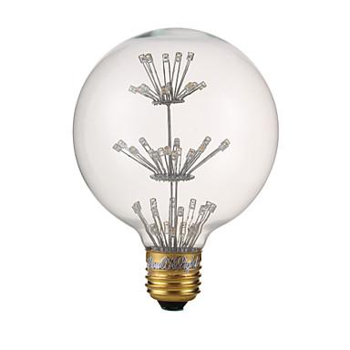 3W 240 lm مصابيح كروية LED G80 47 الأضواء LED مغطس أبيض دافئ أس 220-240V