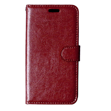 Για Θήκη Nokia Πορτοφόλι / Θήκη καρτών / με βάση στήριξης tok Πλήρης κάλυψη tok Μονόχρωμη Σκληρή Συνθετικό δέρμα NokiaNokia Lumia 930 /