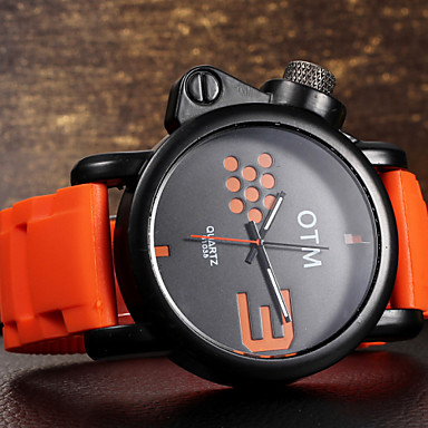 Climbing Limited Edition Sports Series Rubber Watches Dial Design Maverick Steel Men Watch Black Wrist Watch Cool Watch Unique Watch