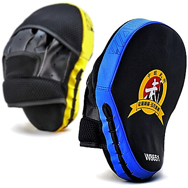 buy wansda wsd 3005 m curved surface boxing pad karate