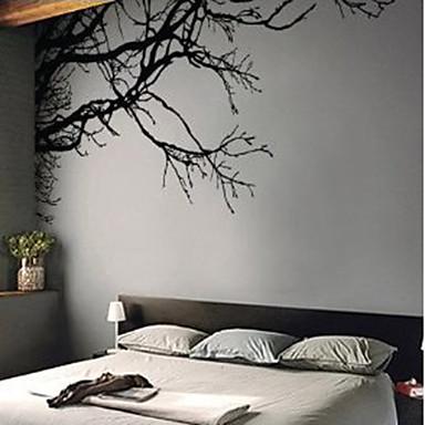 Botanisch / Mode Wall Stickers Vliegtuig Muurstickers , PVC 254cm*112cm