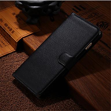 de moda em couro caso da tampa da sujeira resistente aleta carteira para Apple iPhone 6 Plus / 6s mais caixa do telefone capa