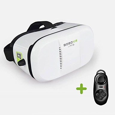 bobovr z3 3d γυαλιά εικονικής πραγματικότητας VR κεφάλι mount για το iphone smartphone γυαλιά 3D βίντεο + ελεγκτής bluetooth
