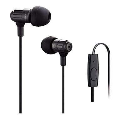 In het oor Bekabeld Hoofdtelefoons Dynamisch Muovi Mobiele telefoon koptelefoon met microfoon Met volumeregeling HIFI koptelefoon