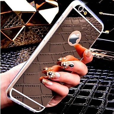 Voor iPhone X iPhone 8 iPhone 8 Plus iPhone 6 Plus Hoesje cover Achterkantje hoesje Zacht TPU voor iPhone X iPhone 7s Plus iPhone 8