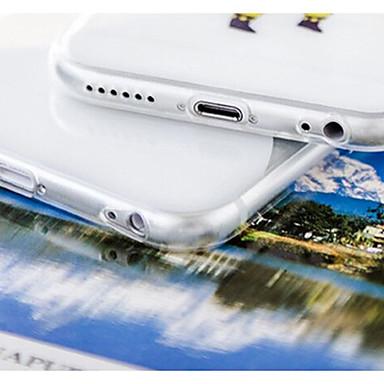 Apple Custodia iPhone Fantasia disegno 8 sottile iPhone 04611040 retro Plus Per X Per Morbido Con iPhone Transparente Ultra 6 logo 6 iPhone Apple fqfrwR