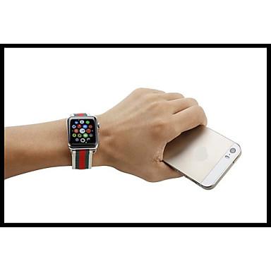 Pulseiras de Relógio para Apple Watch Series 3 / 2 / 1 Apple Fecho Clássico Náilon Tira de Pulso