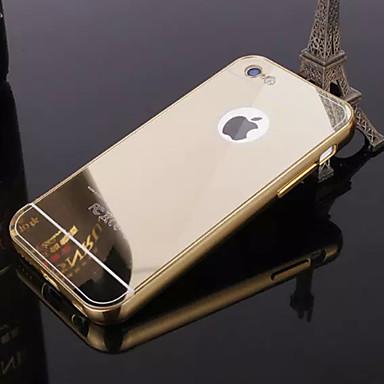 케이스 제품 iPhone 5 Apple iPhone 8 iPhone 8 Plus 아이폰5케이스 도금 거울 뒷면 커버 한 색상 하드 아크릴 용 iPhone 8 Plus iPhone 8 iPhone SE/5s iPhone 5