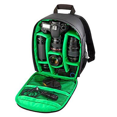 Χαμηλού Κόστους Θήκες, τσάντες και λουράκια-σακίδιο τσάντα φωτογραφία multi-functionaldigital αδιάβροχη φωτογραφική μηχανή DSLR φωτογραφία τσάντες Camara περίπτωση Mochila για