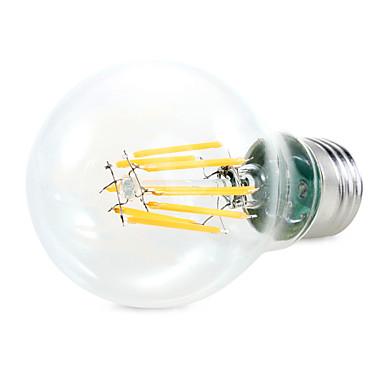 E26/E27 LED-bollampen A60 (A19) 8 leds COB Decoratief Warm wit Natuurlijk wit 1450lm 2800-3200/6000-6500K AC 220-240 AC 110-130V