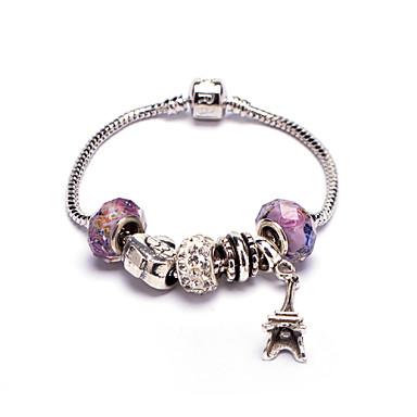 Dames Strand Armbanden Vintage Armbanden Modieus Europees Legering Wit Sieraden Voor Bruiloft Feest Dagelijks Causaal 1 stuks