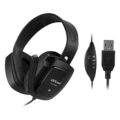 ditmo dm-3800 hoge kwaliteit fashion oortelefoon 3.5mm koptelefoon voor mp3 mp4 telefoon pc tablet pc