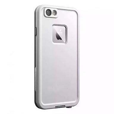 tok Για iPhone 6s Plus iPhone 6 Plus iPhone 6s iPhone 6 iPhone 6 iPhone 6 Plus Ανθεκτικό στο Νερό Πλήρης Θήκη Συμπαγές Χρώμα Σκληρή PC για